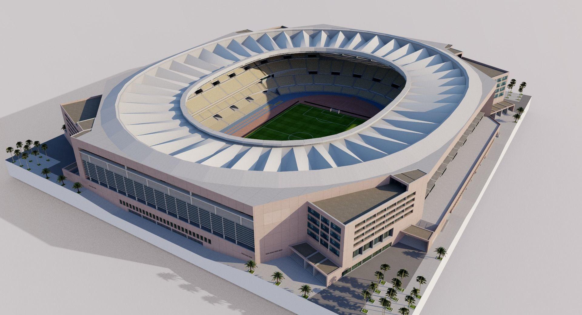 Estadio de La Cartuja - Sevilla Spain