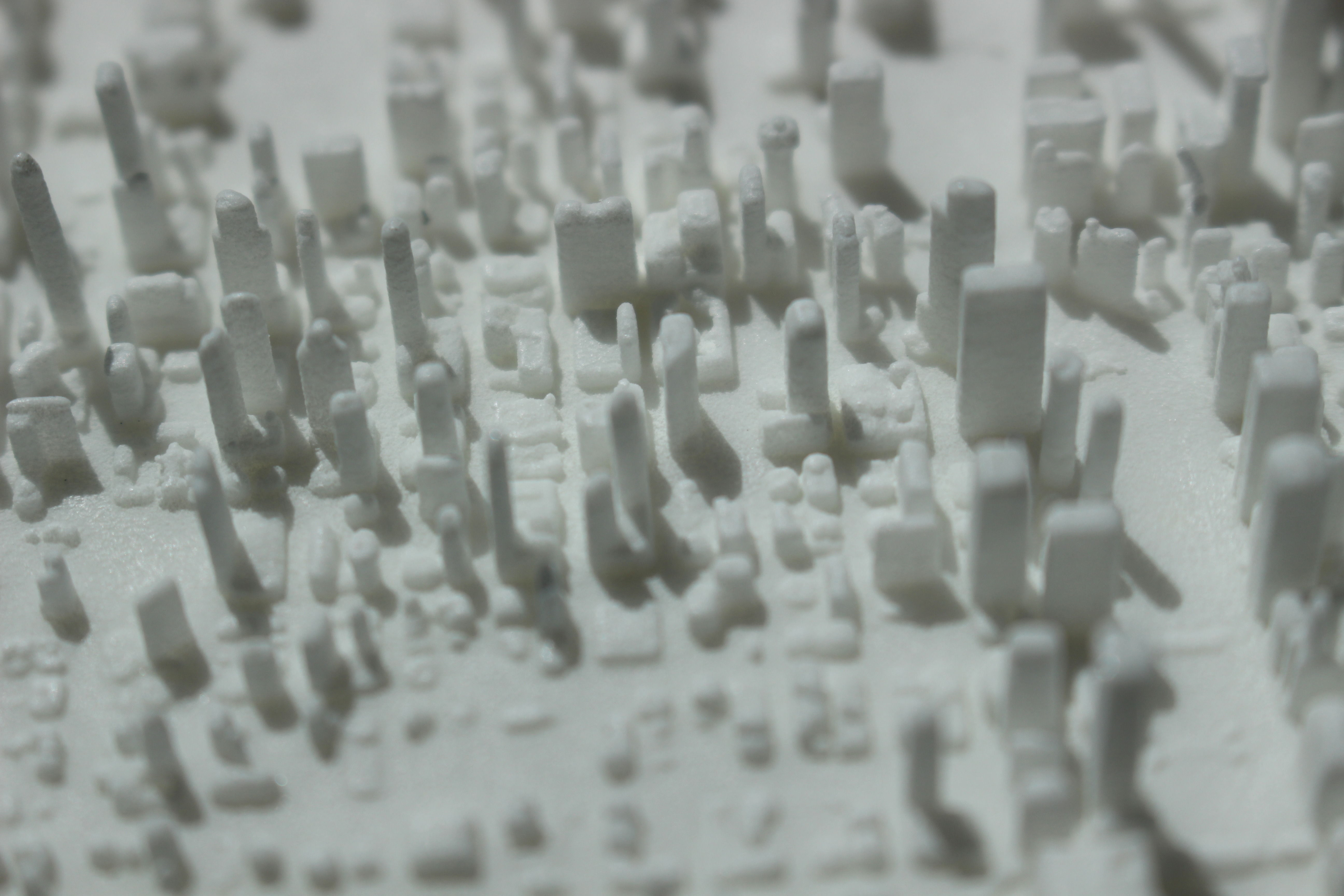 Chicago 3D Model 3D Printable STL