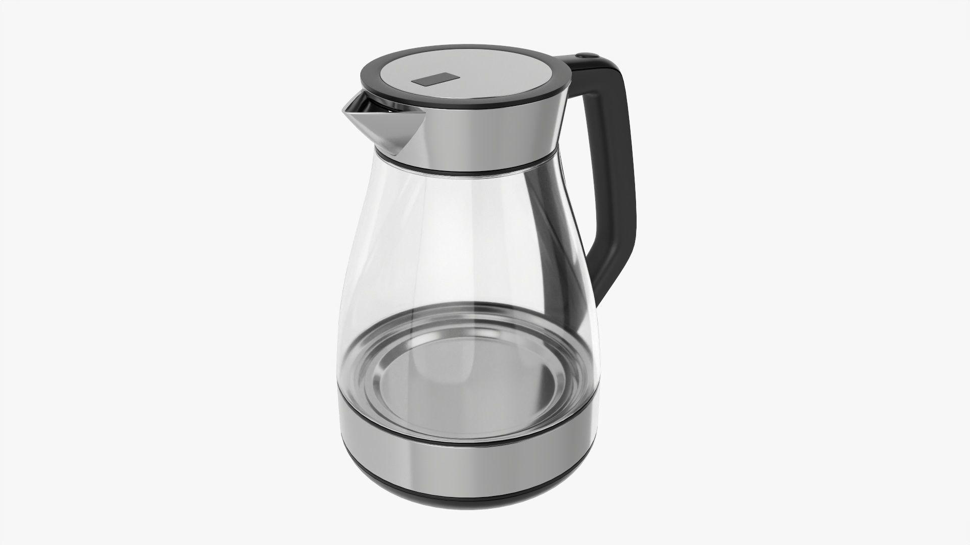 Modern electric kettle 03