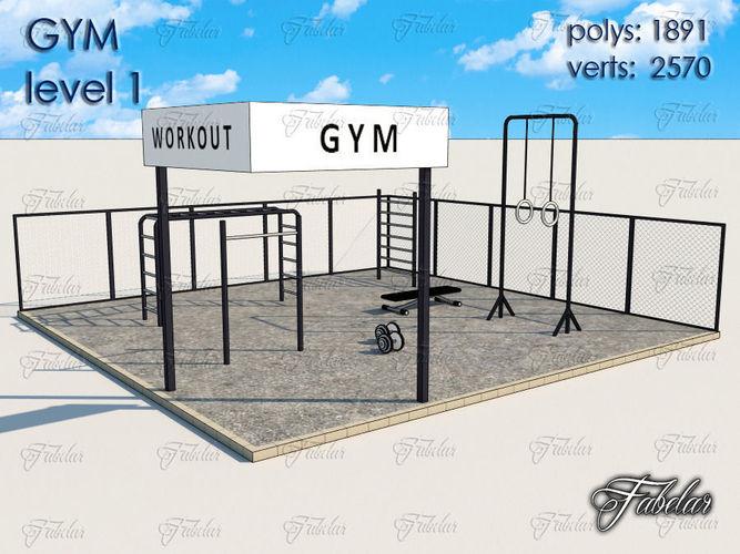Gym Level