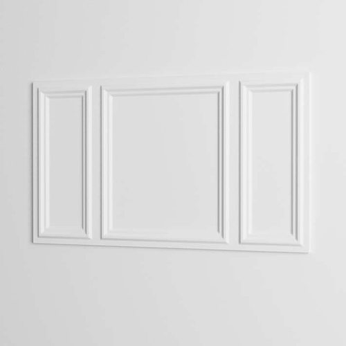 Crown Molding Picture Frame 3D model | CGTrader