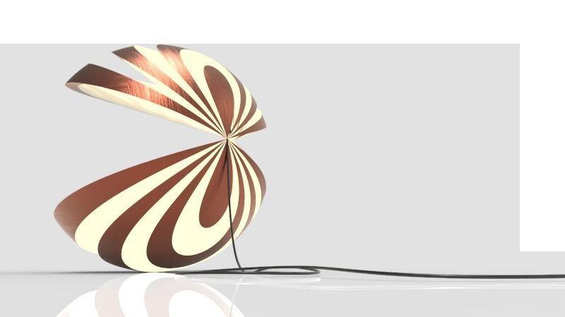 Shella Floor Version Lamp