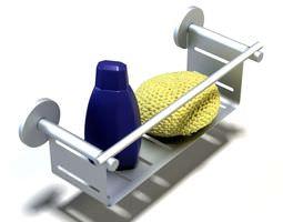 3D model Bathtub Accessory Holder
