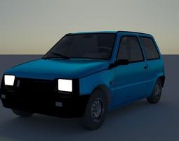 VAZ OKA 1111 3D model