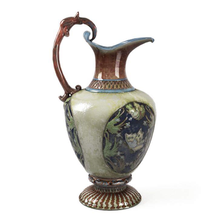 Antique Oriental Vase 3d Model Cgtrader