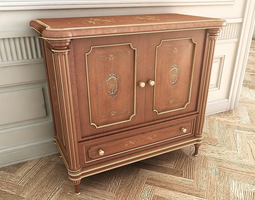 vray Table 3D model