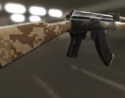 3D model -AK47
