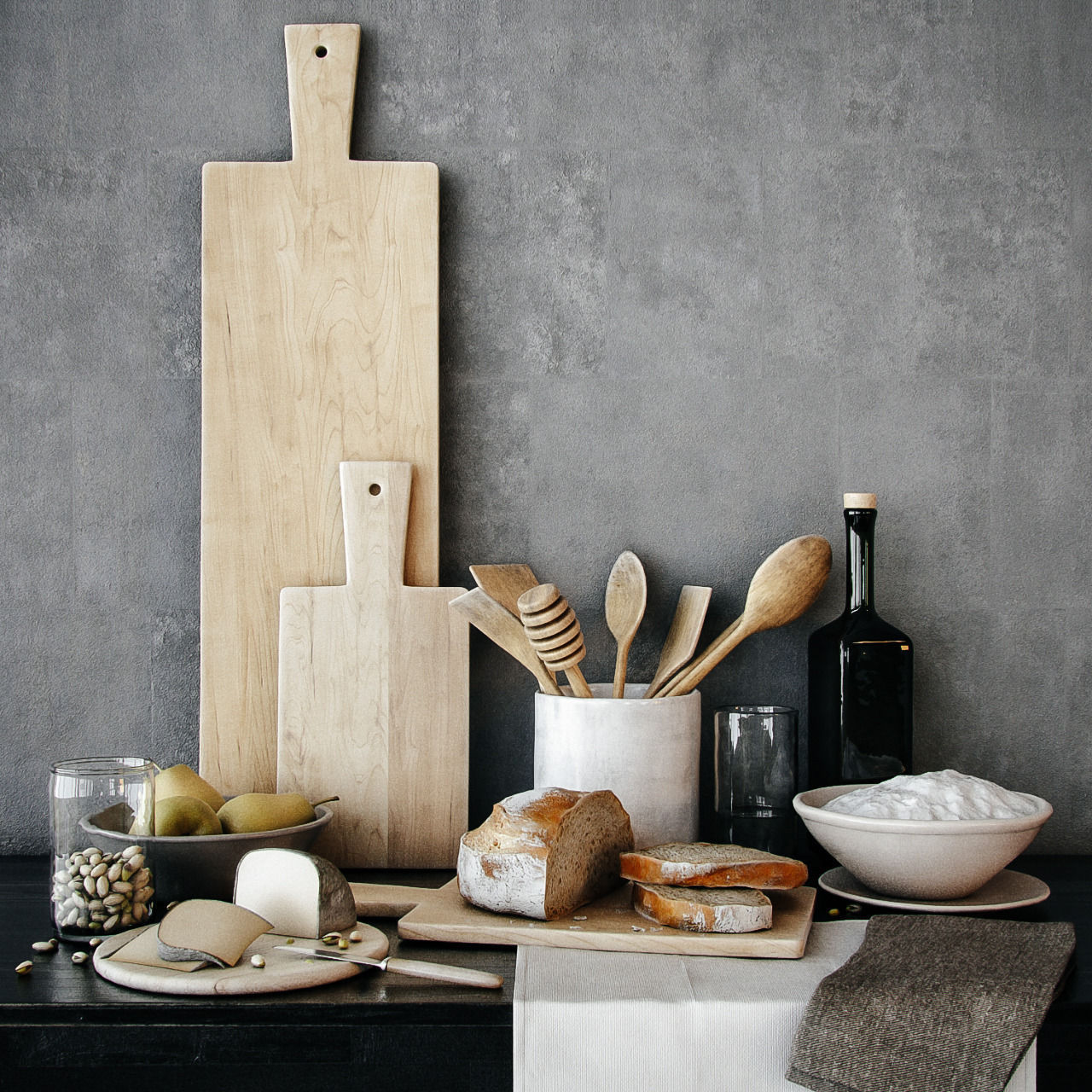 Decoration for kitchen table
