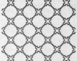panel lattice grille 3d 55