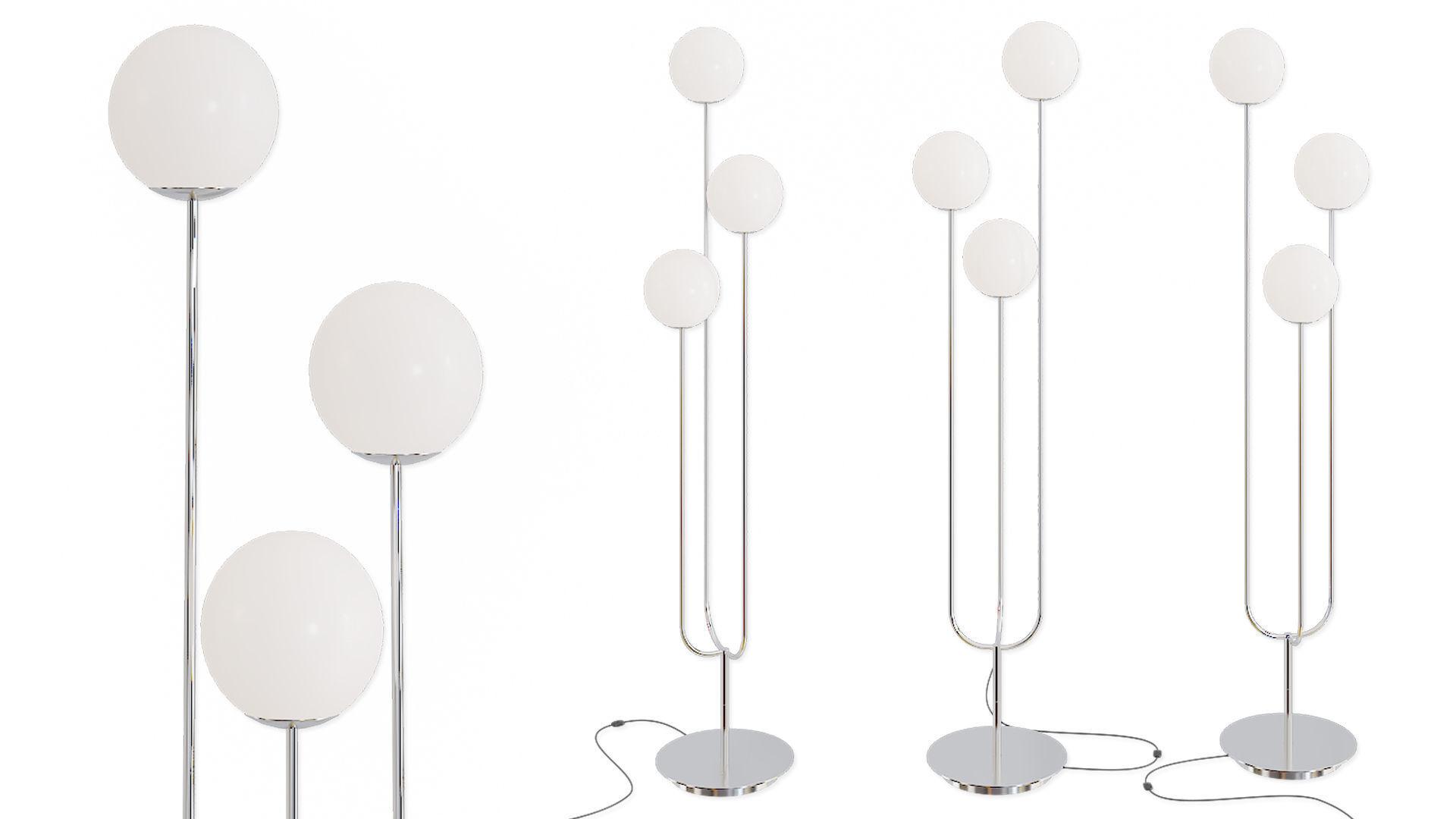 IKEA SIMRISHAMN floor lamp