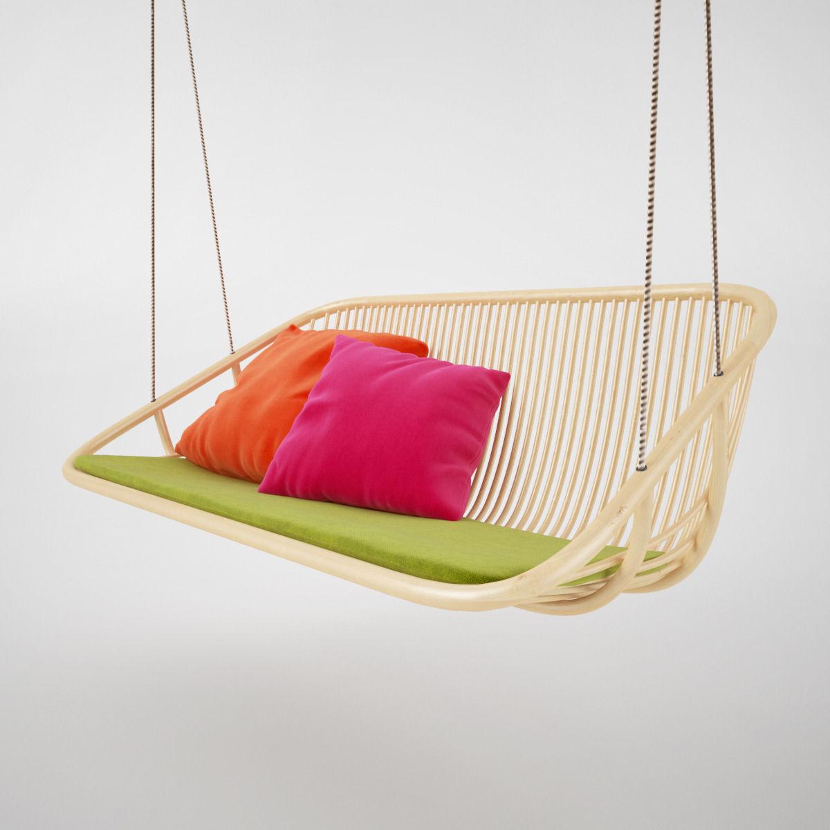 ... Paola Lenti Swing Hanging Chair 3d Model Max Obj Fbx Mtl 2 ...