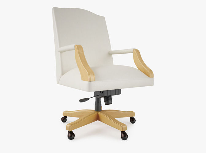 steelcase mansfield office chair 3d model max obj fbx mtl 1 - Steelcase Office Chairs
