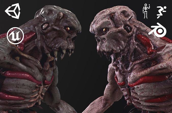Monster Flesh