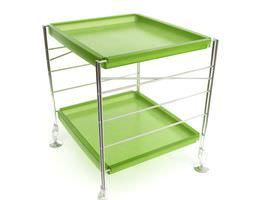 trolley tray 3d model max