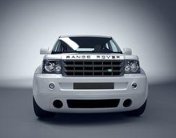 3d range rover sport