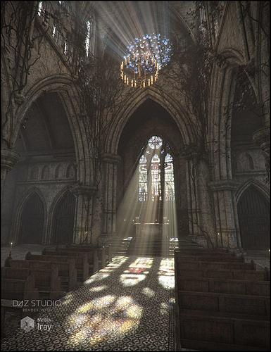 Mortis for Sacrament Iray Addon