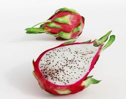 Mexican Vegetable Pitahaya 3D