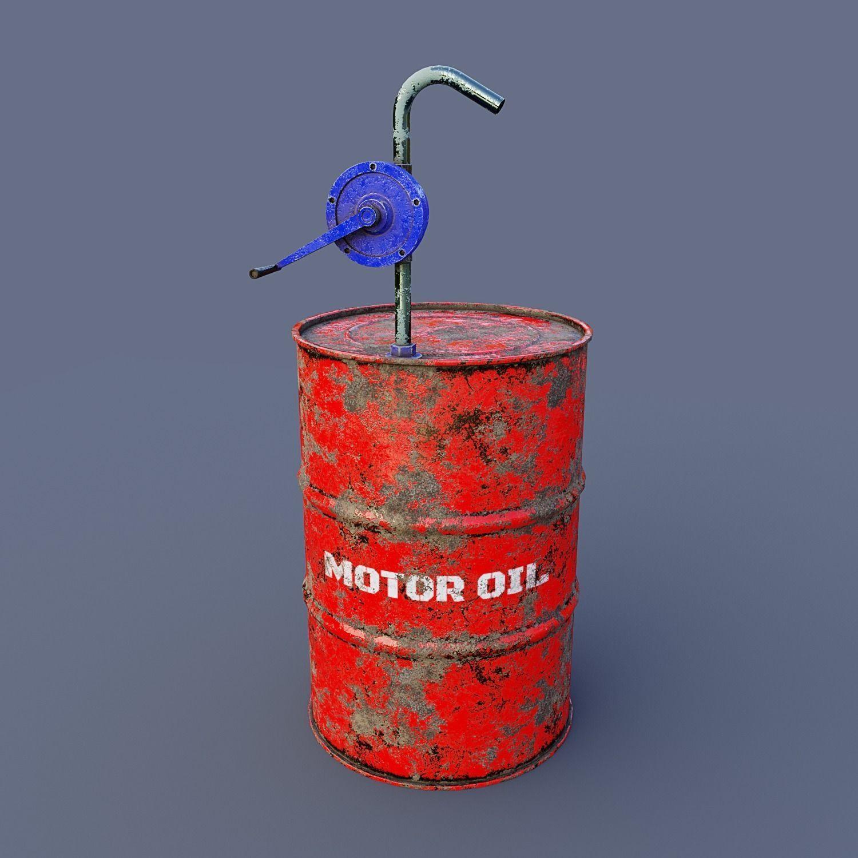 Pump and barrel