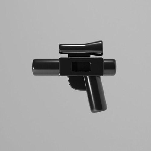 Lego Star Wars Blaster Pistol