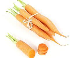 3D model Bundle Of Carrots