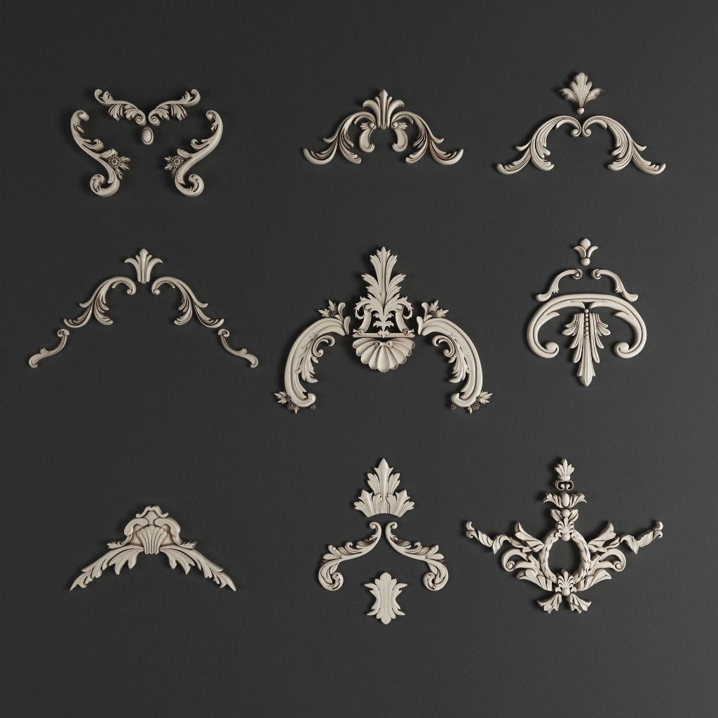 Ornament Coins Set