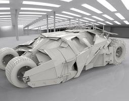 3d batmobiletumbler