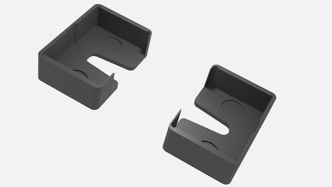 Overlays on Lada door locks VAZ-2110