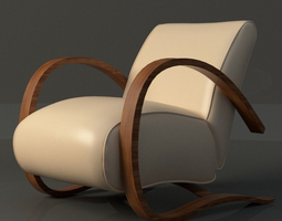 3D model H269 Chair