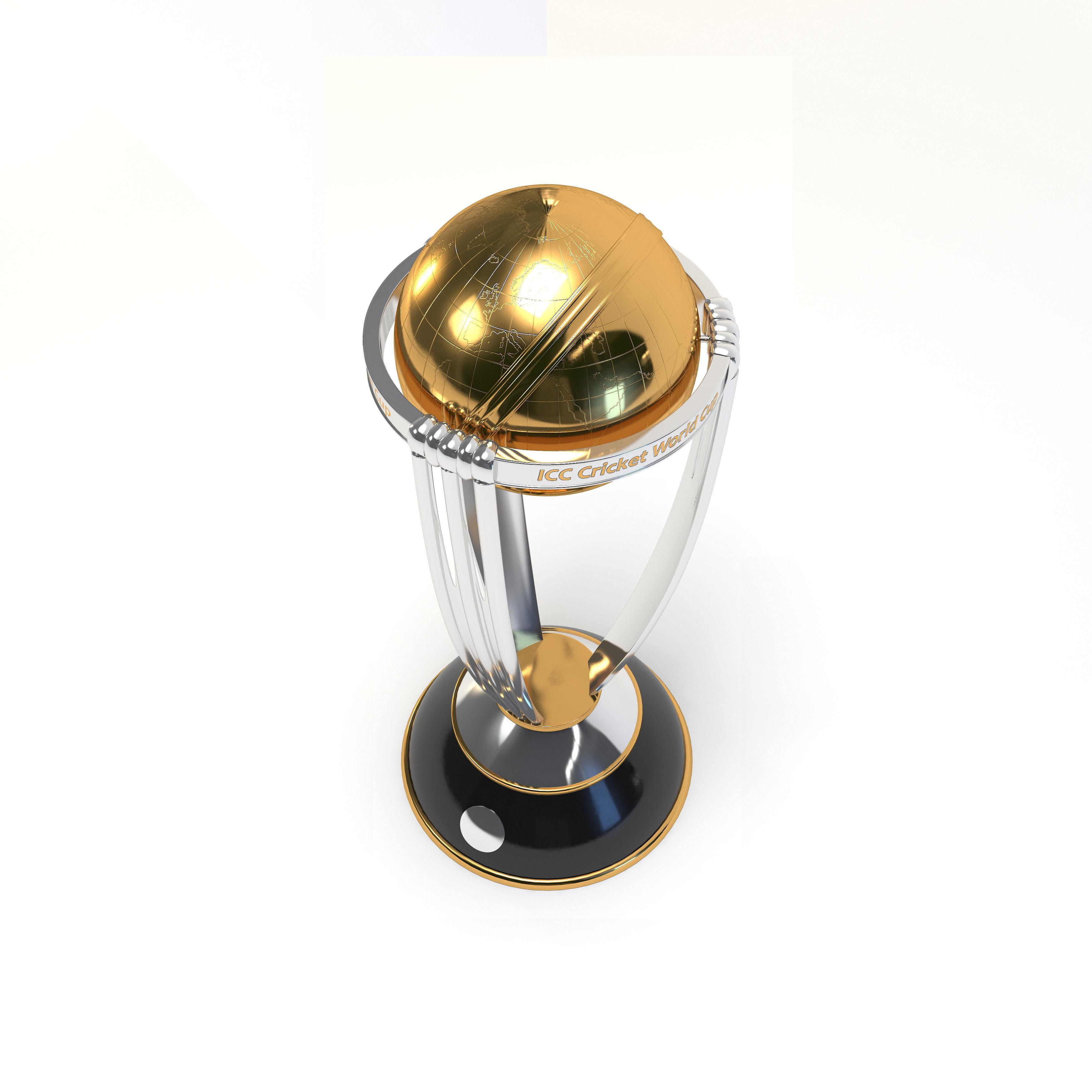 Trophy 3d model free download