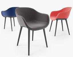 3D model Magis Design Cyborg Lady Chair