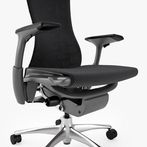 3D model Herman Miller Embody Office Chair CGTrader