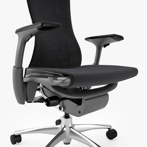 Top 5 Best Ergonomic Office Chairs Model Max Obj Fbx Mtl