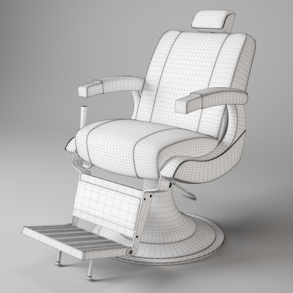 Exceptionnel ... Maletti Furniture Zeus 3d Model Max Obj Fbx Dwg 5 ...