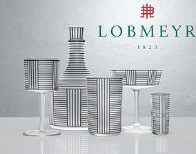 3D model Hoffmann Bronzit by Lobmeyr