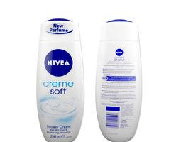 3d shower cream