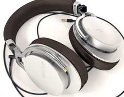 3d sony mdr1-a headphones PBR