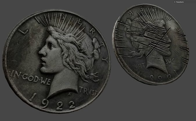 Two Faces Coin