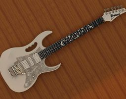 3D printable model Ibanez Jem 555