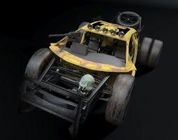 Mad max Lambo-buggy V12 3D Model