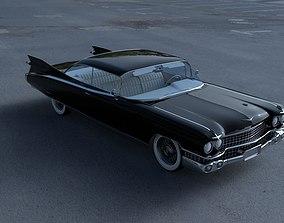 Cadillac Eldorado 1959 coupe HDRI 3D