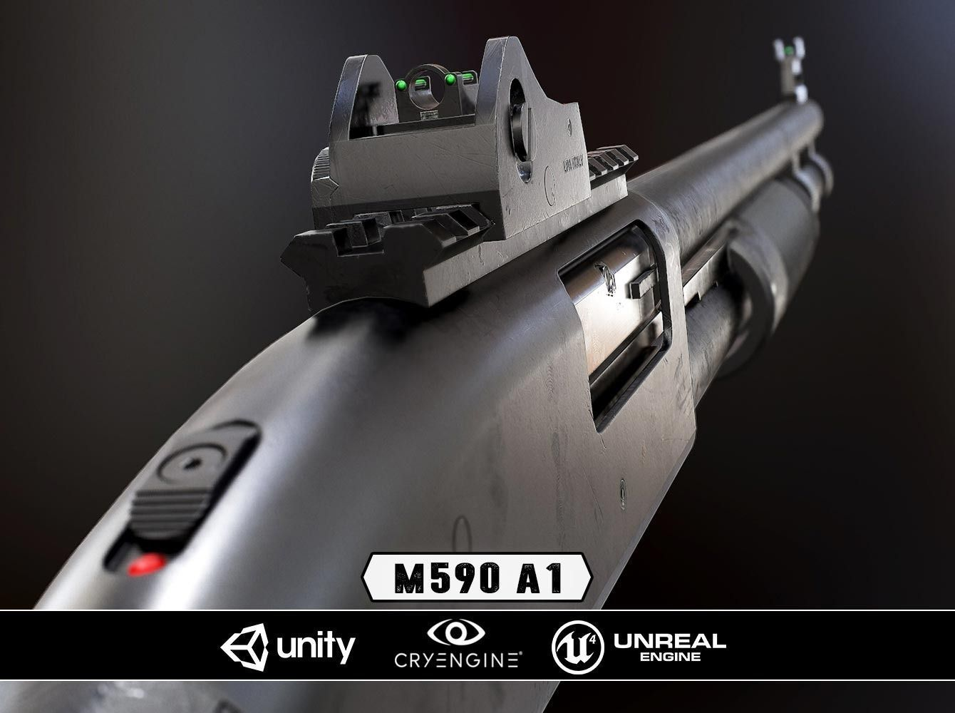 Unreal Engine Fps Weapon Bundle