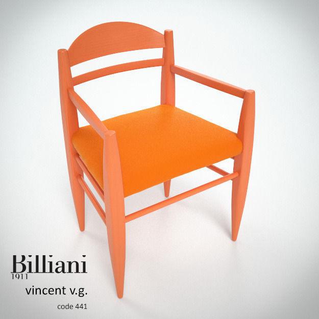 Billiani Vincent VG armchair