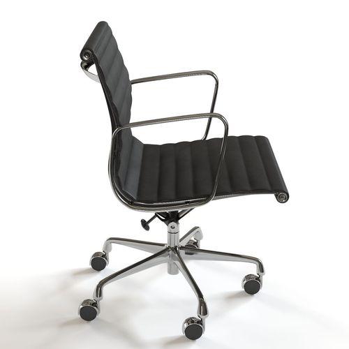 eames management chair. Herman Miller Eames Management Chair 3d Model Max Fbx 2 C