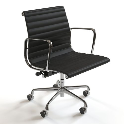 Herman Miller Eames Management Chair 3d Cgtrader
