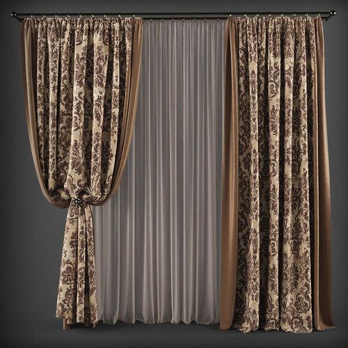 Curtain 3D model 149