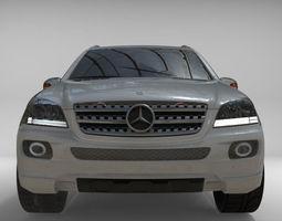 MercedesML byGus 3D