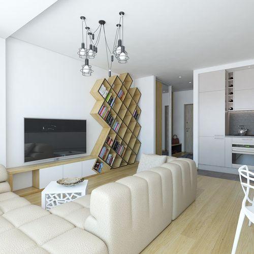 Cozy apartment living room 3d model max obj 3ds fbx stl skp for Living room 3d max