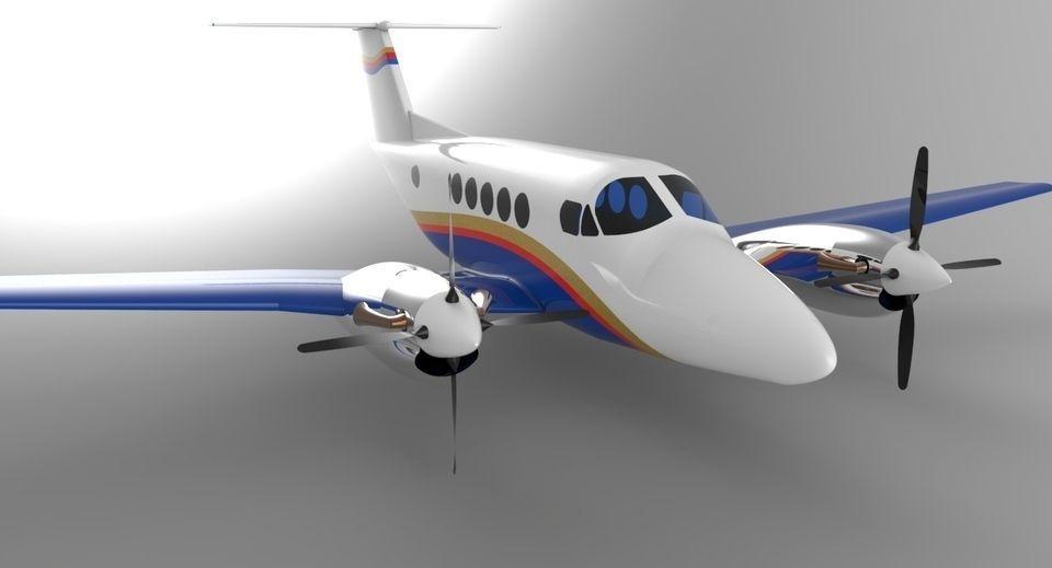 Beechcraft King Air B200 GT