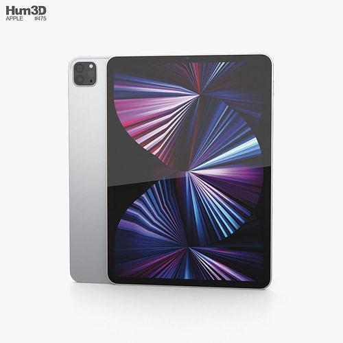 Apple iPad Pro 11-inch 2021 Silver
