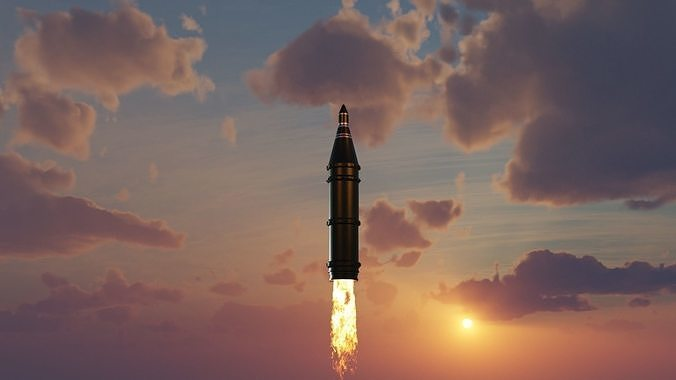 USSR Nuclear Rocket